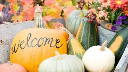 "The Real Estate Insider answers the question: ""How to make your home stand out in the fall & wint"