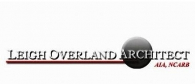 Leigh Overland Architect Logo