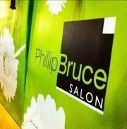 Phillip Bruce Salon Logo