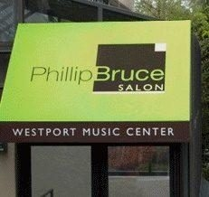 Phillip Bruce Salon Westport Location