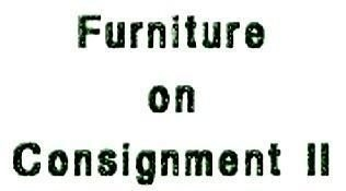 Furniture on Consignment 2