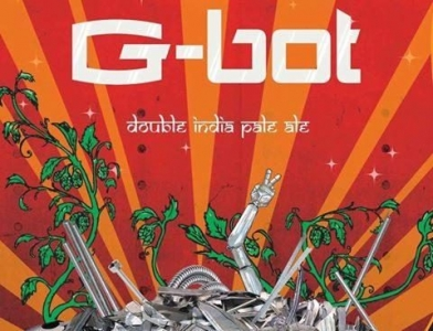 G-bot Double india pale ale now served
