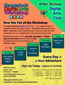 Saugatuck Digital Arts Workshop