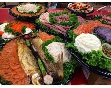 Party Platters at Gold's Deli in Westport CT